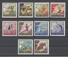 RUSSIE . YT 2310/2319 Neuf **  Jeux Olympiques De Rome  1960