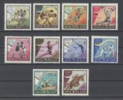 RUSSIE . YT 2310/2319 Neuf *  Jeux Olympiques De Rome  1960