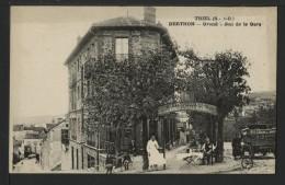 78 TRIEL - BERTHON - Grand Hôtel De La Gare - Triel Sur Seine