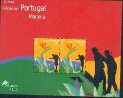 Portugal ** & Europa Madeira, Descobrir Portugal  ** (Afinsa 284) - Scouting