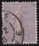 France   .   Yvert     133            .         O         .       Oblitéré