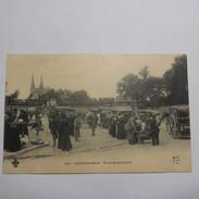 36 - CHATEAUROUX -  La Place Saint Fiacre - Chateauroux
