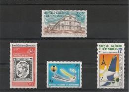NOUVELLE CALÉDONIE Année 1986 P.A.  N°Y/T :250/253** Côte : 13,60 € - Poste Aérienne