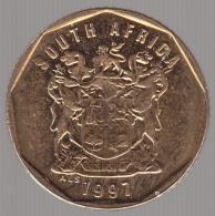 @Y@    South  Afrika   10  Cent  1997     (3206) - Zuid-Afrika