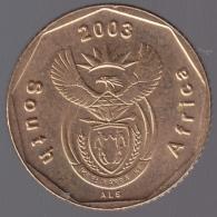 @Y@    South  Afrika   10  Cent  2003     (3207) - Zuid-Afrika