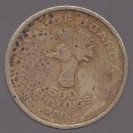 @Y@     Oeganda  500 Shilling  2006      (3211) - Oeganda