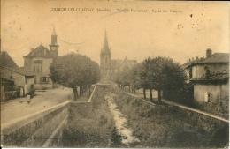 Courcelles Chaussy Près Metz - Frankreich
