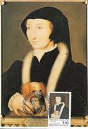 16  ANGOULEME  Marguerite D'Angoulème 1510/1572  Reine De Navarre  11/07/92