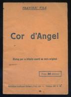 *Francesc Vilá, Cor D'Angel* Meds: 110 X 155 Mms. - Programas
