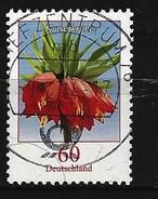 BUND Mi-Nr. 3043 Blumen Kaiserkrone (Fritillaria Imperialis) Gestempelt (7) - BRD