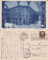 NAPOLI - GALLERIA - 1933 STORIA POSTALE - Napoli (Naples)