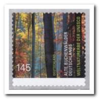Duitsland 2014, Postfris MNH, MI 3087, Alte Buchenwälter, Trees - Unused Stamps