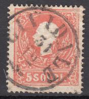 Lombardo Veneto - 1858 - 5 Soldi - 1° Tipo - Lombardo-Veneto