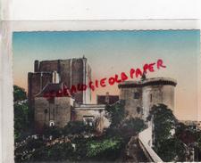 37 - LOCHES - RESTES DE L' ANCIENNE FORTERESSE AUJOURD'HUI PRISON - EDITEUR REAL PHOTO N° 13