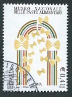 Italia 2003; Museo Nazionale Delle Paste Alimentari. Usato - 6. 1946-.. Repubblica