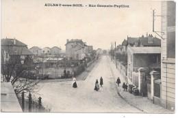 AULNAY SOUS BOIS - Rue Germain Papillon - Aulnay Sous Bois