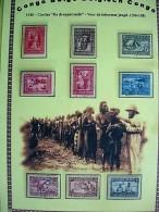 NRS 150/2-154-154/58 GESTEMPELD - Belgisch-Kongo