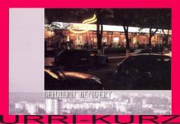 TRANSNISTRIA 2008 Bendery Architecture Building Cafe «Andy´s Pizza» Postcard Card Mint - Cafés