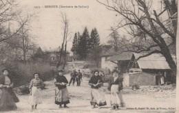 MEROUX TERRITOIRE DE BELFORT CARTE RARE - Andere Gemeenten