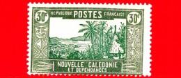 Nuovo - MNH - NUOVA CALEDONIA - 1928 - Case Of Native Chief - 30 - New Caledonia