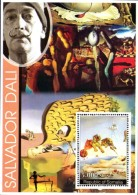 Somalia - 2002 Modern Art Salvador Dali MS (**)