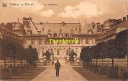 CPA CHATEAU DE  BELOEIL  COUR D'HONNEUR - Beloeil