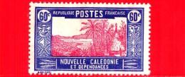 Nuovo - ML - NUOVA CALEDONIA - 1939 - Case Of Native Chief - 60 - Nouvelle-Calédonie