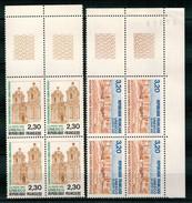 Ph-France-Bloc De 4 - UNESCO 1990 Neuf** - Neufs
