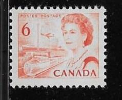 CANADA, 1969, # 459bp,  CENTENNIAL  Transportation, W2B, DF MNH F - Neufs