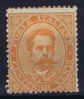 Italy: Sa Nr 39  Mi Nr 39 MH/* Falz/ Charniere  1879