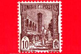 Nuovo - MNH - TUNISIA - 1945 - Persone E Paese - Moschea Di Tunisi - 10 - Tunisie (1888-1955)