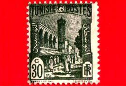Nuovo - MNH - TUNISIA - 1945 - Persone E Paese - Moschea Di Tunisi - 30 - Tunisie (1888-1955)