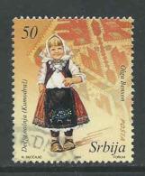 Servie, Mi 266 Jaar 2008, Gestempeld, Zie Scan - Serbien