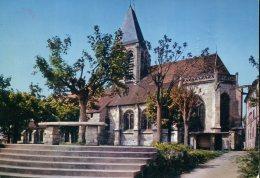 95 - Herblay : L'Eglise St Martin - Herblay