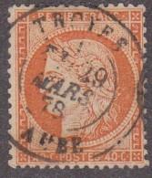 N 38   40C ORANGE  - TB