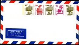 BERLIN PU66 A2/001 Privat-Umschlag BLANKO ** 1974  NGK 12,00 € - Berlin (West)
