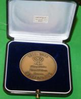 ITALIA - ISRAELE, MEDAGLIONE DEL CENTENARIO DELL'OSPEDALE ISRAELITICO 1911-2011 - Organizzazioni