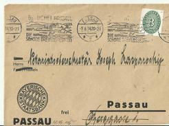 DR CV ONLY FRONT 1934 PASSAU SST - Deutschland