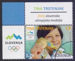 SLOVENIA 2016 - RIO Olympic Medal On JUDO Sports, MNH (Specimen)
