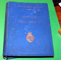 ITALIA - 1939 , MANUALE DELL'ALLIEVO DELLA REGIA ACCADEMIA NAVALE - Libri