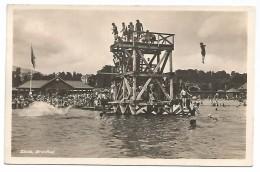 POST CARD OF ZURICH - STRANBAD , 1928 . - ZH Zurich