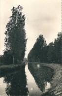 18    LA GUERCHE     -  Canal De Berry  Au Gué  De Palet - La Guerche Sur L'Aubois