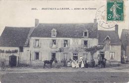 Montigny-s-Canne.- Hotel De La Canne. - France