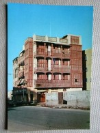One Of The Old Style Building. Jeddah