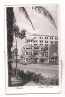 Avenue Hotel NAIROBI Uganda Kenya Tanganyika THREE USED STAMPS Kenya Avenue Hotel NAIROBI 1950s Postcard - Kenya