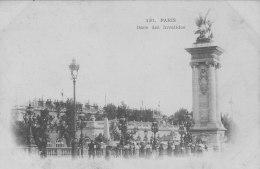 Paris - Gare Des Invalides - Stations, Underground