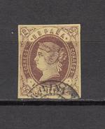 1862  EDIFIL  Nº 61 - 1850-68 Reino: Isabel II