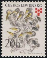 Czechoslovakia / Stamps (1975) 2149: Biennale Of Illustrations Bratislava (20 H) Painter: Nikita Cerusin