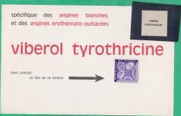 Niger - N°23 - Publicité Au Verso Viberol Tyrothricine - Timbre Taxe - Niger (1960-...)