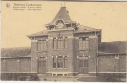 Beeringen-Charbonnages - School Groep - Middenpaviljoen - 1932 - Uitg. J. Peeters, Beringen/Nels - Beringen